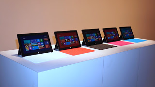Microsoft Surface Tablet Pictures
