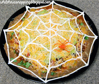 WM+Spider+Web+Nachos Spiderweb Nachos from While He Was Napping