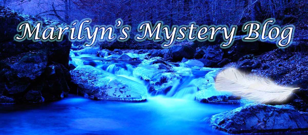 Marilyn's Mystery Blog
