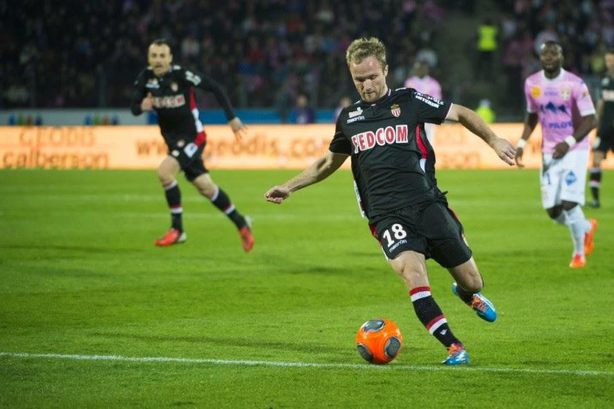 Derrota del Mónaco para darle la Ligue 1 al PSG
