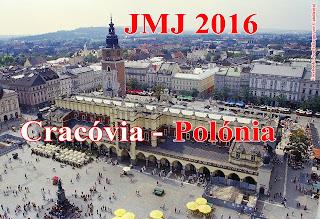 Próxima JMJ será em Cracóvia, na Polônia