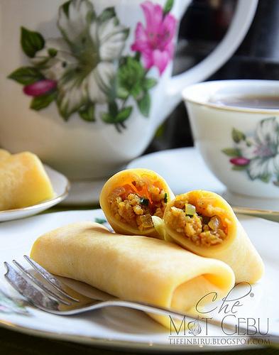 resepi kek durian kukus