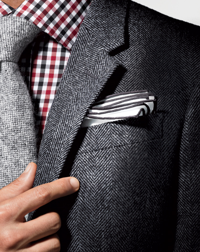 Fashion Advice from Jersey City Fashionista: Today's Tip: The Pocket Square
