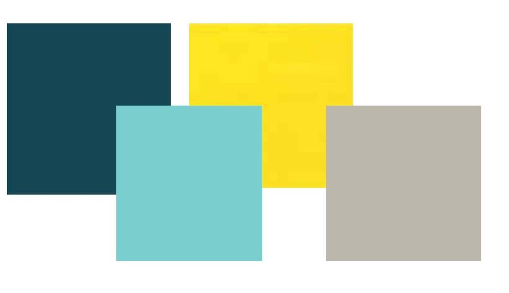 Teal Yellow Grey On Pinterest Teal Yellow Gray Yellow