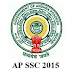 AP SSC/10th Class Exam Time Table 2015 at bseap.org