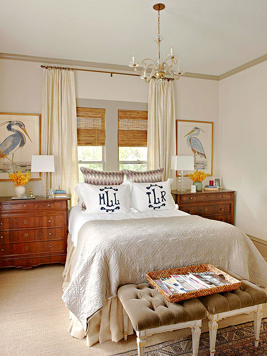 modern furniture 2013 bedroom color schemes from bhg