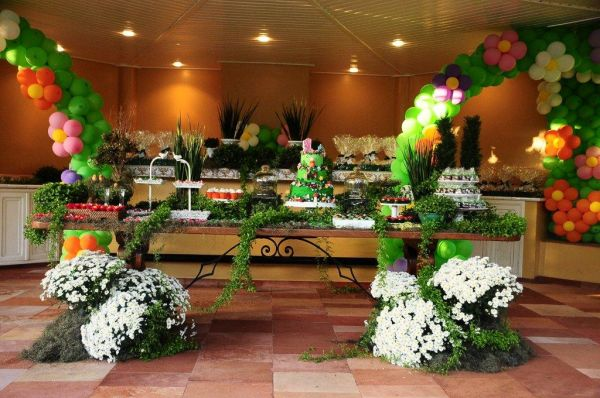 fotos de aniversario tema jardim encantado : fotos de aniversario tema jardim encantado:Cotidiano Materno: Tema de Aniversário Jardim Encantado
