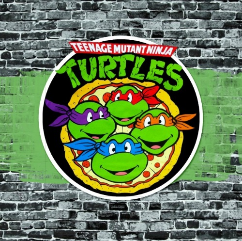Ninja Turtles Birthday Party Amp Free Printable Living Four