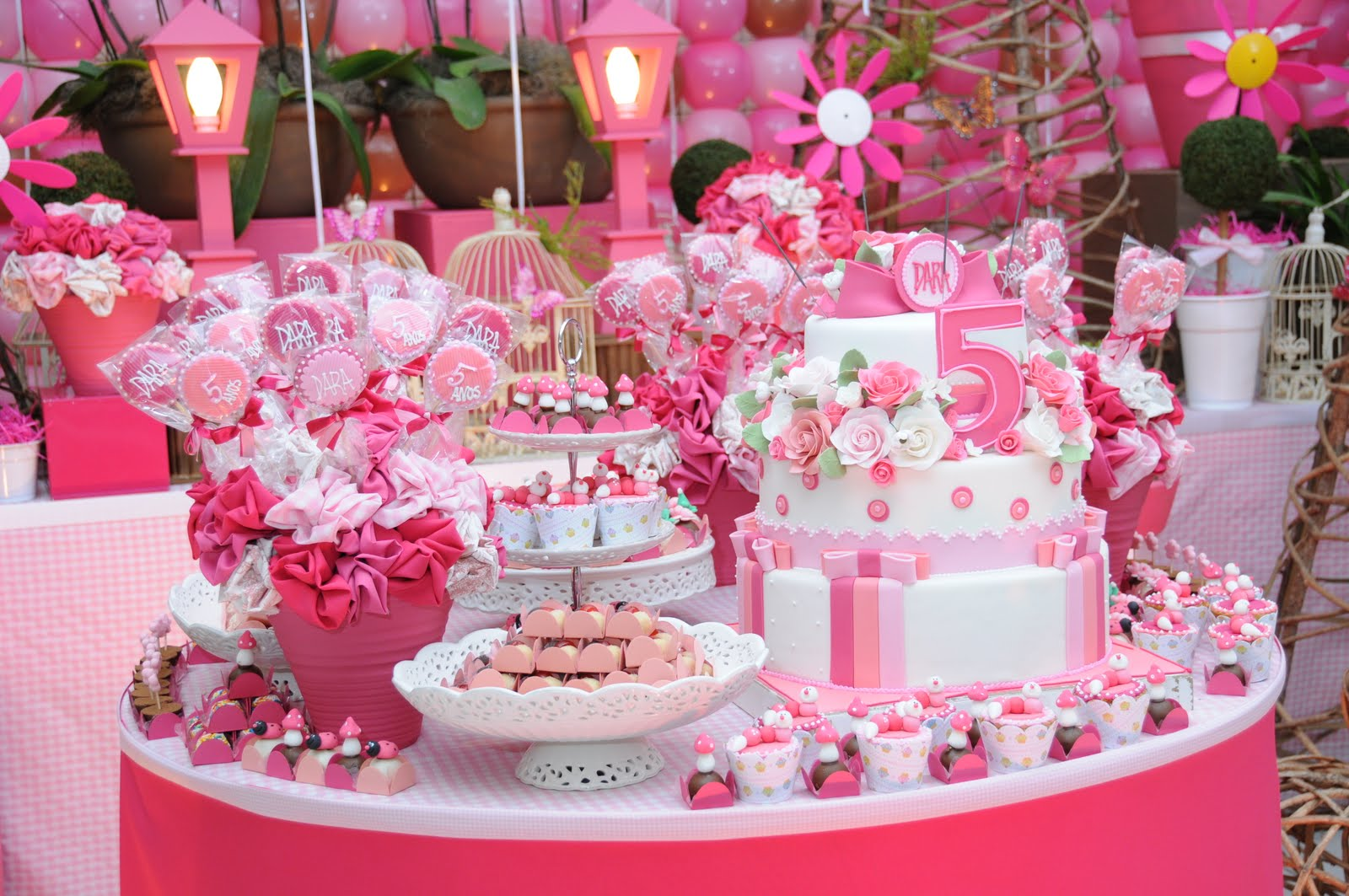decoracao de festa infantil tema jardim:Aniversário infantil, tema Jardim, decoração Dois em Um Eventos