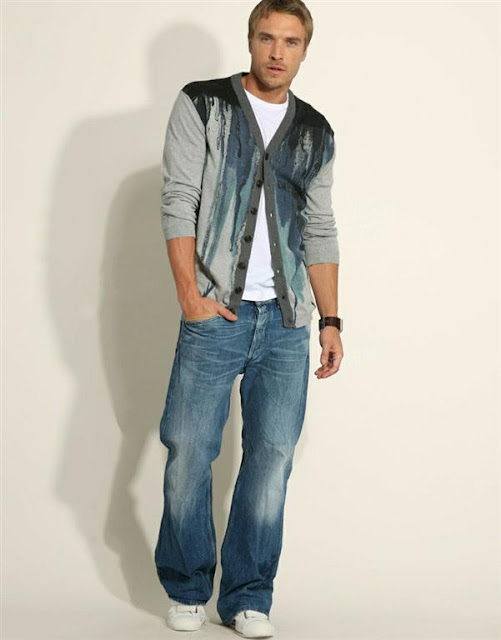 Men Fashion Jeans 2012