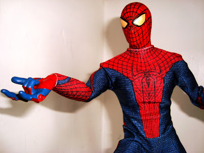 "[News]   Les jouets ""The Amazing Spider-Man"". Amazing-spider-man-web-blast012-757394"