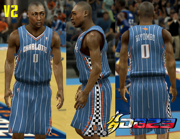 This patch for NBA 2K13 updates the home, away, and racing