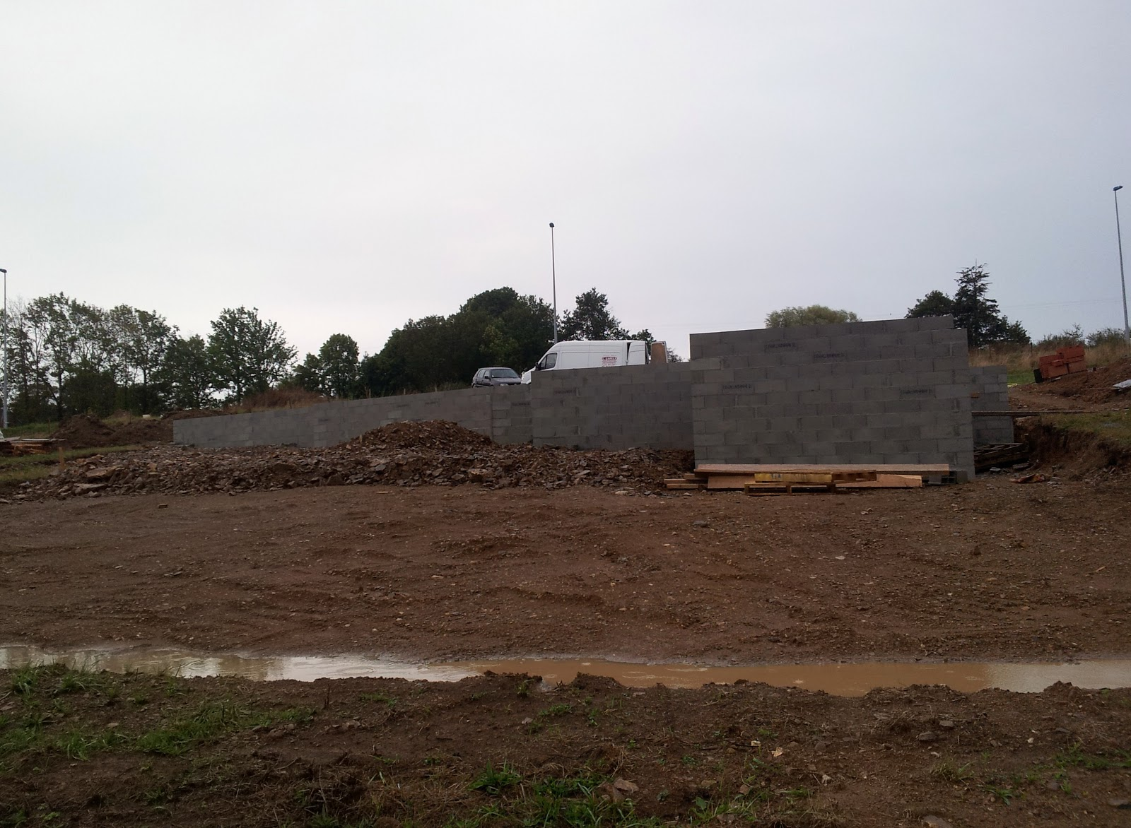 Maison constuction aixe sur vienne for Construction piscine limoges