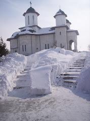 Manastirea Sf.Treime-Parepa