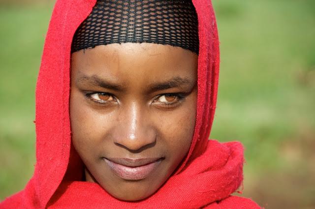 People in Ethiopia