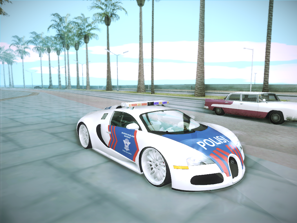 bugatti veryon ss police cop car vehicle gta free mods. Black Bedroom Furniture Sets. Home Design Ideas