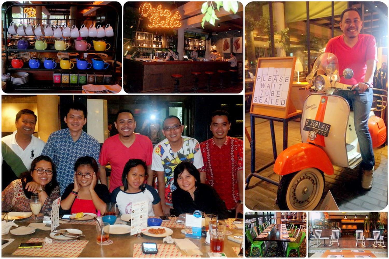 Restoran Ocha & Bella Jakarta