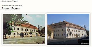 Biblioteca Teleki Tg Mures