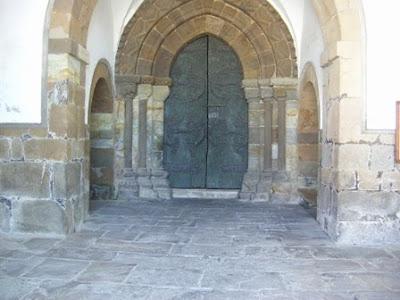 iglesia parroquial de Tineo