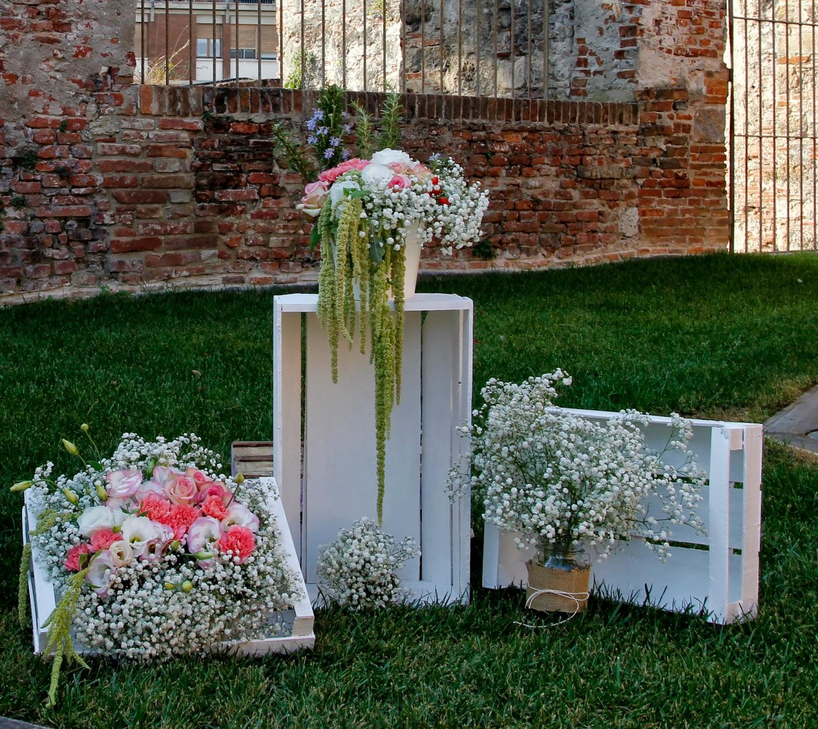 Un t con le amiche matrimonio di settembre al giardino - Giardini country ...
