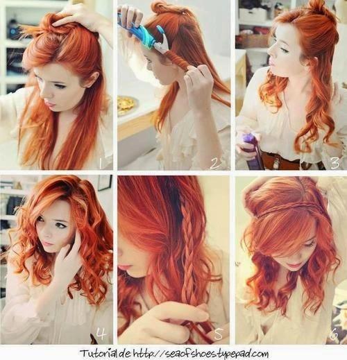 Tutorial:Peinados lindos 2
