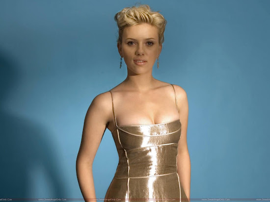 Scarlett Johansson Beautifil Wide Wallpaper
