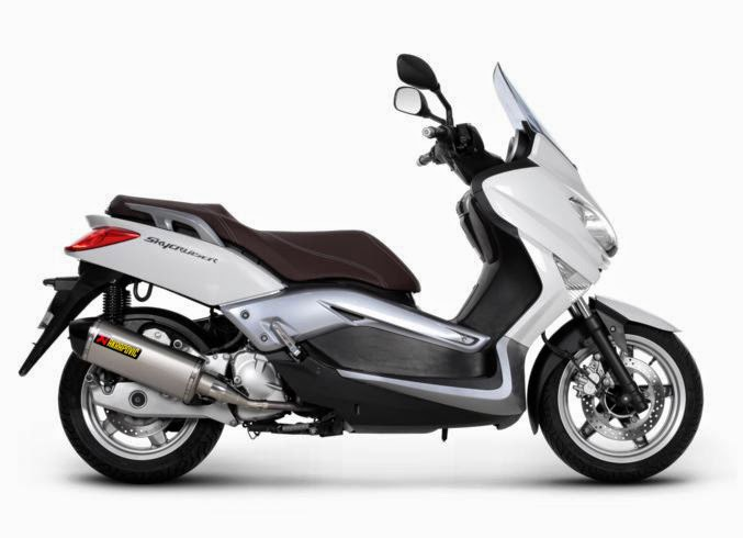 MBK Skycruiser 125cc Sport Used Scooters
