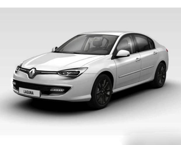 auto Renault Laguna 2014