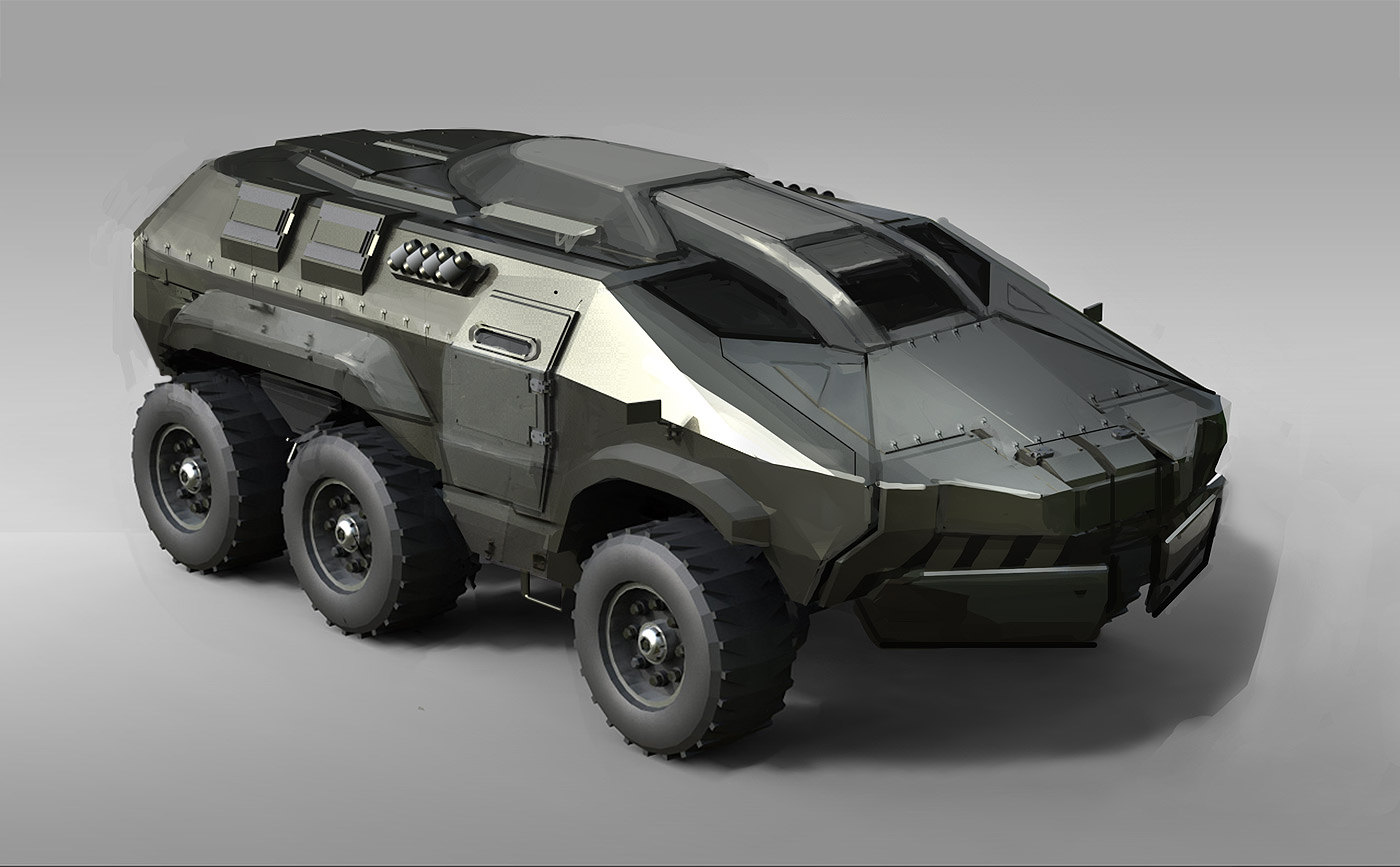Ground Vehicles Available SamBrown-169-vehicle26
