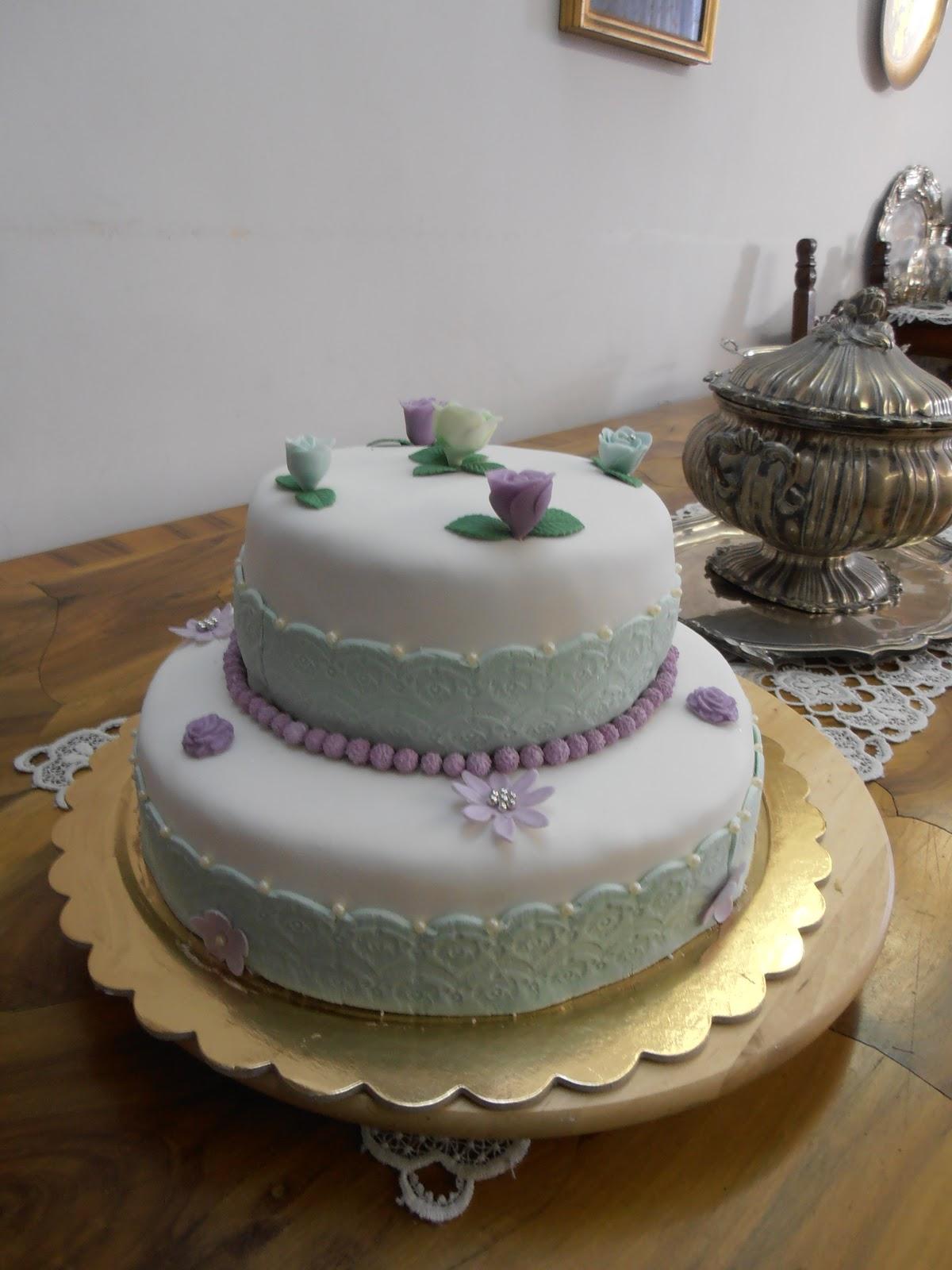 La cucina semplice di iris torta per i 40 anni di matrimonio for 40 anni di matrimonio