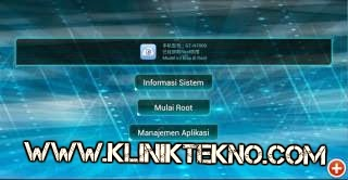 Cara Mudah Root Advan Vandroid S5J JB & KITKAT Tanpa PC