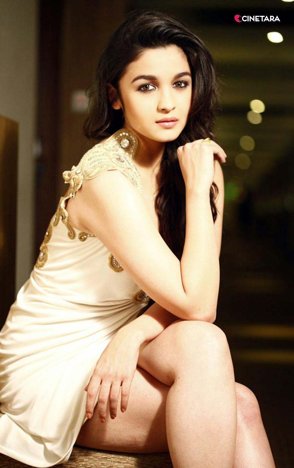Alia Bhatt Sexy Legs Photoshoot, Full HD Wallpaper