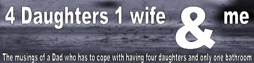 Four Daughters, One Wife and Me