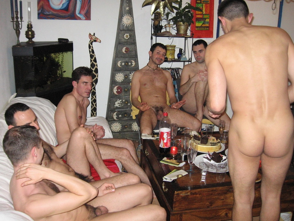 naked party picture