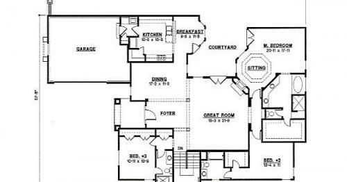 Planos de casas modelos y dise os de casas planos de - Planos de casas de 100 metros cuadrados ...