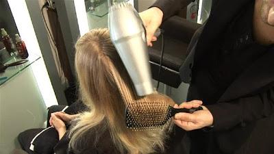 rambut wanita cantik