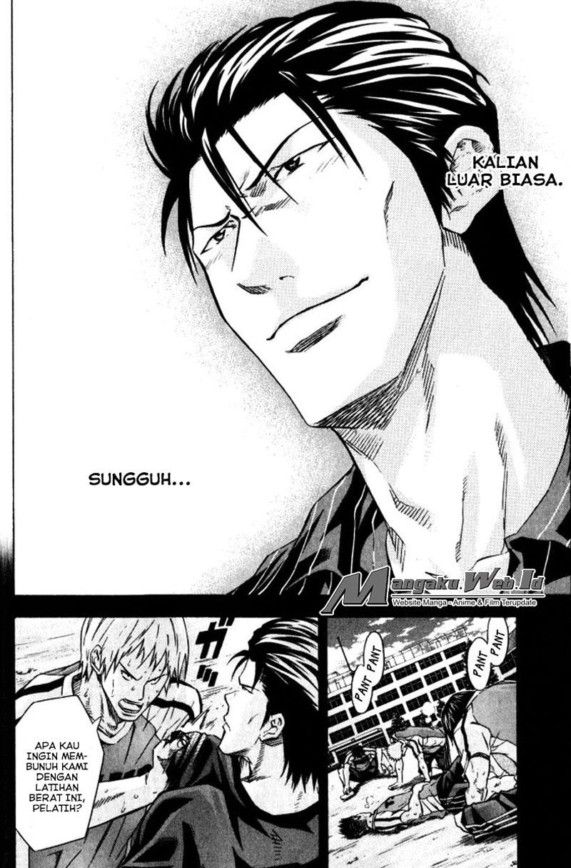 Area no Kishi Chapter 64-13