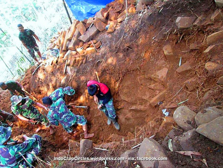 Misteri Gunung Padang, Irkut dan Sukhoi Ingin ikut riset disana