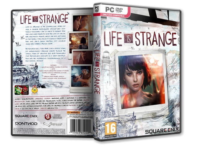 Capa Life Is Strange PC