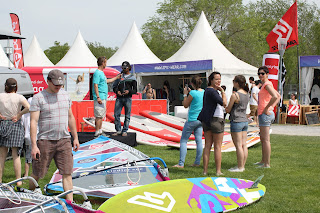 Surfworldcup Pordersdorf Tipps for Windsurfing