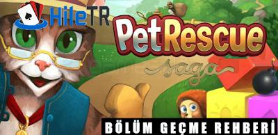 Pet Rescue Saga Bölüm Geçme Rehberi