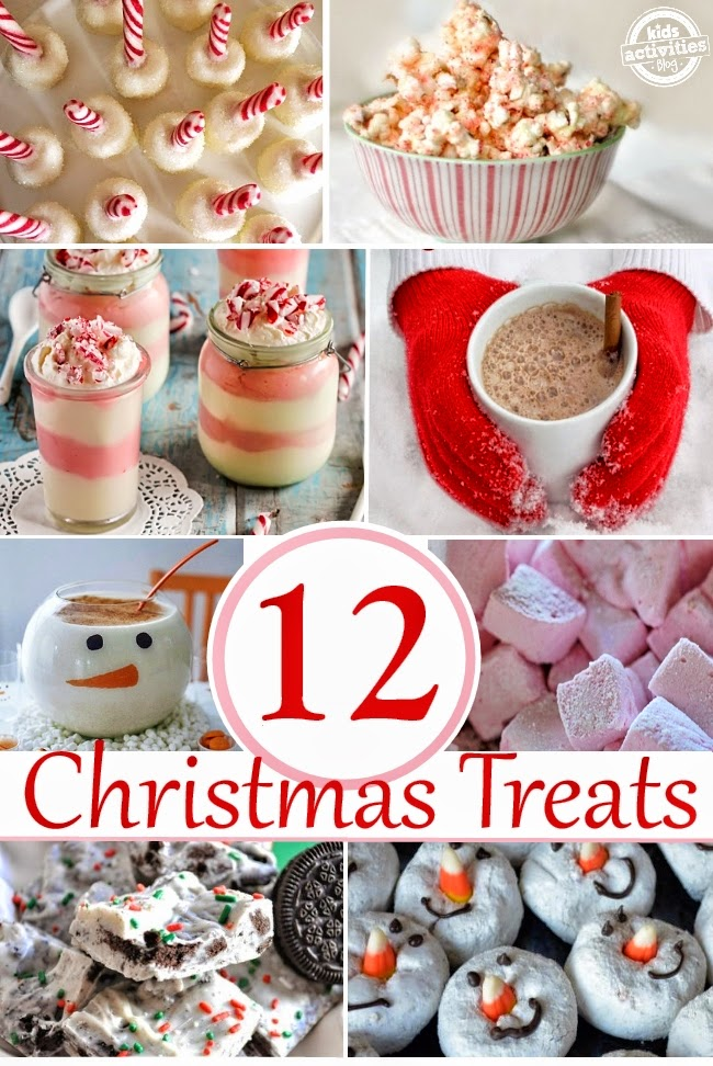 Fun recipe world a dozen homemade christmas treats for Homemade christmas goodies recipes