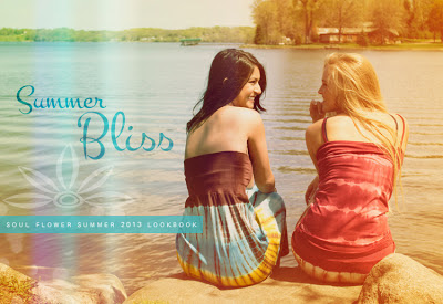 fp summer lookbook - Summer Bliss: Soul Flower's Summer Lookbook