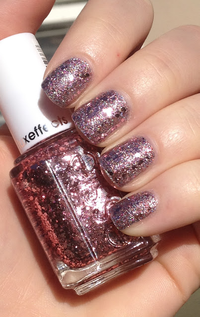 Nicole by OPI All is Glam, All is Bright Essie A Cut Above