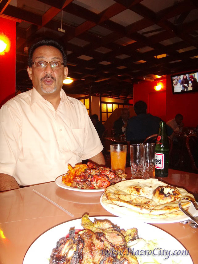 Chhachhi people share pictures daily thanks to parvez for Amin indian cuisine