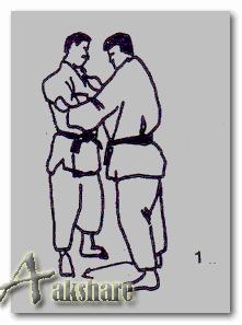 Teknik Dasar Bantingan Tai-Otoshi - Beladiri Judo