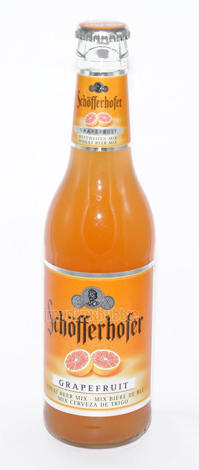 Schöfferhofer cerveza de pomelo