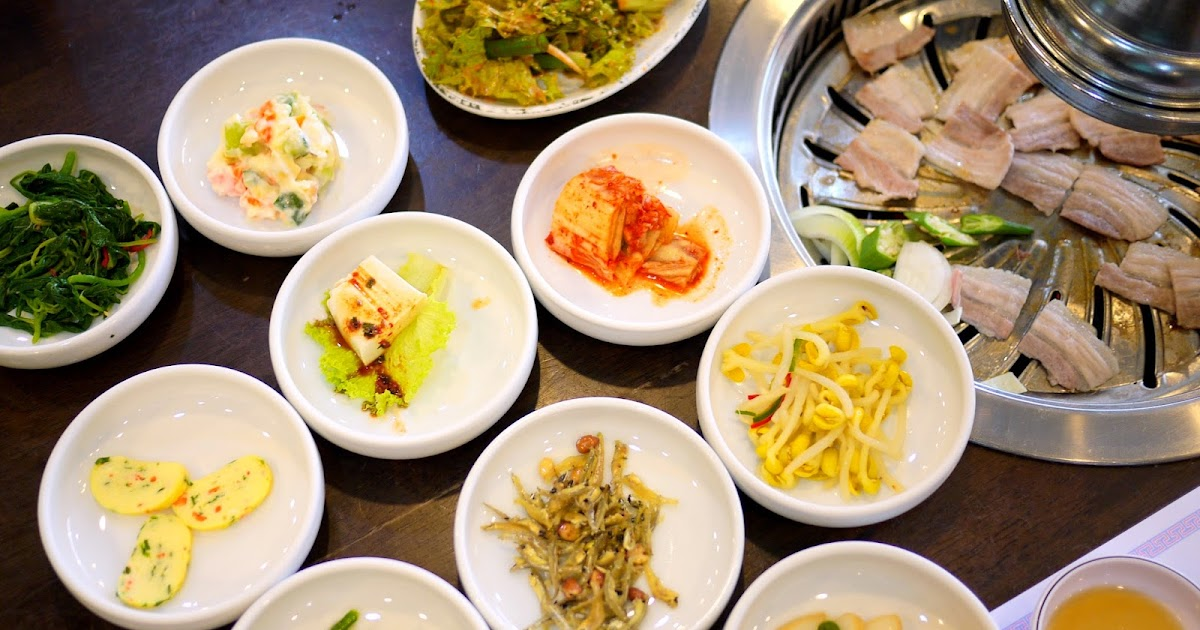 Dae Jang Geum Korean Restaurant Section 14 Pj Best