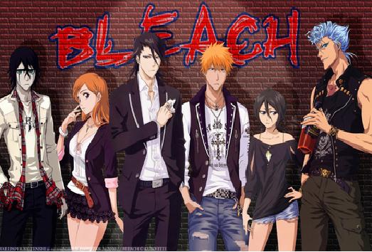 Bleach Episódio 367