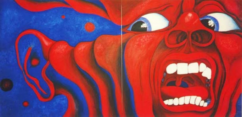 King Crimson in the court of thr Crimson King